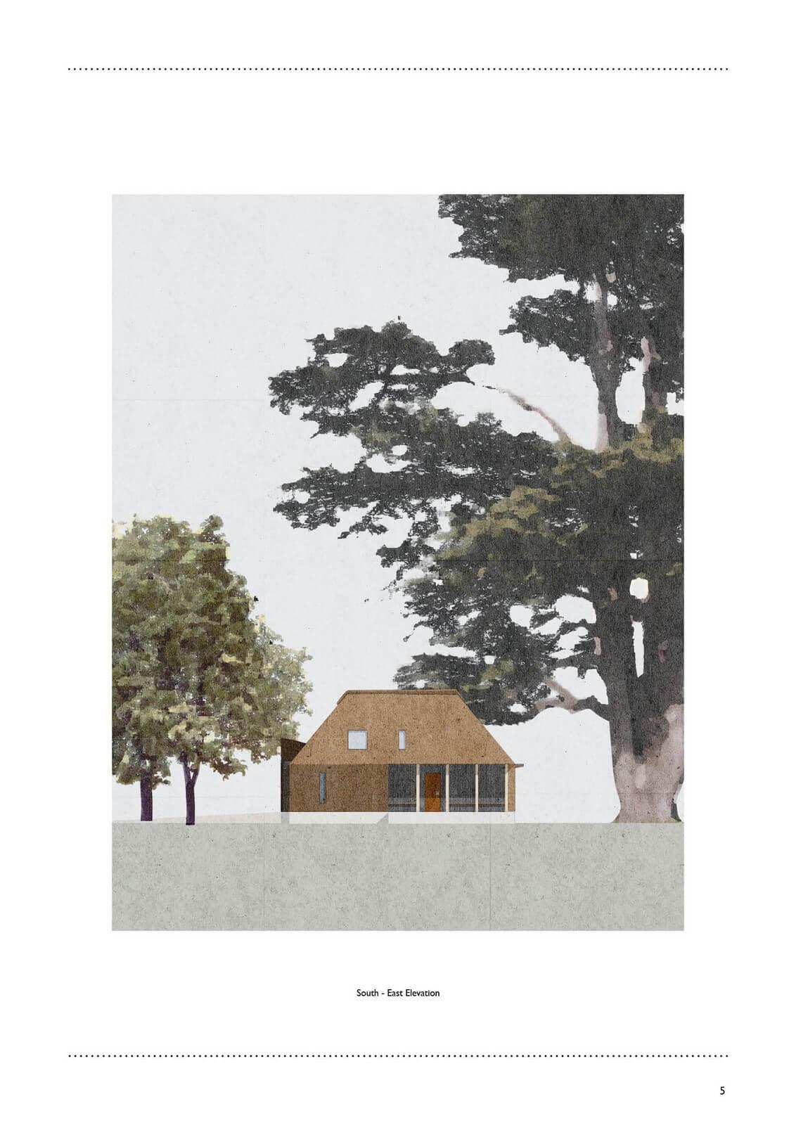 Goodwood Cricket Pavilion Proposed Rev B5