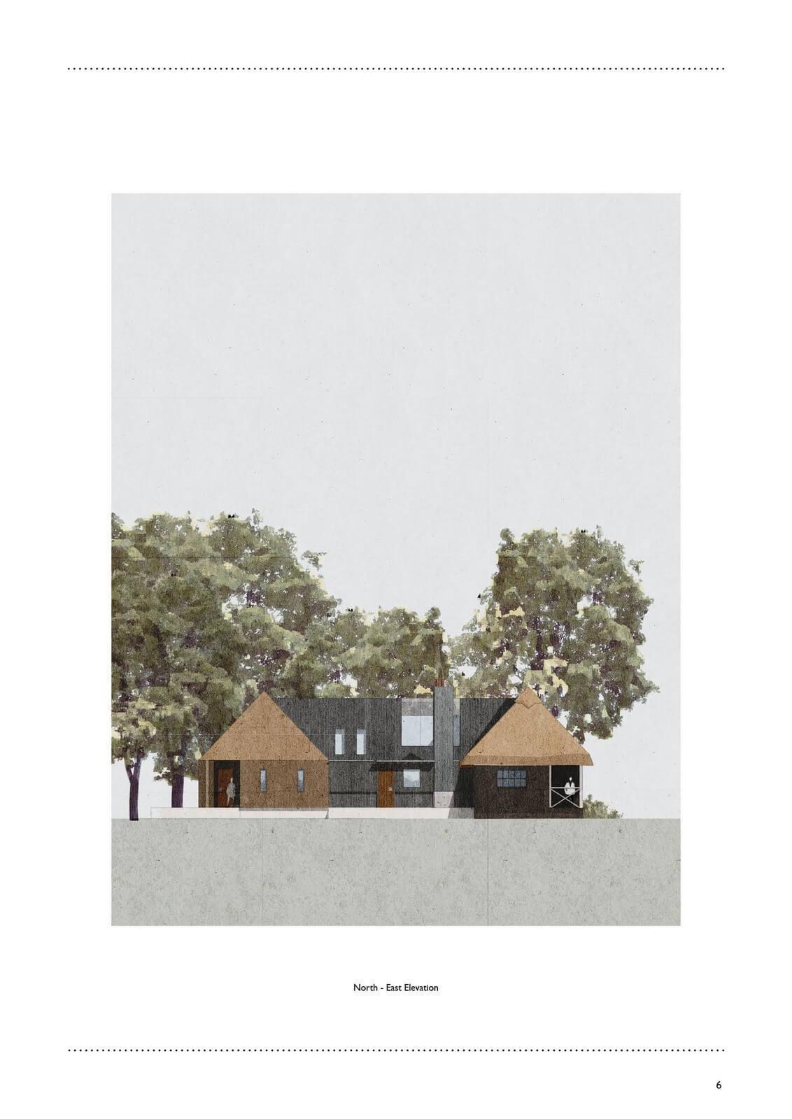 Goodwood Cricket Pavilion Proposed Rev B6